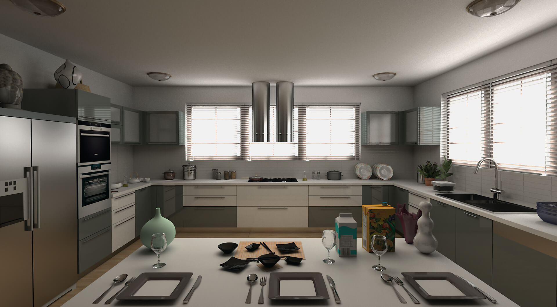 modular kitchen in rajkot