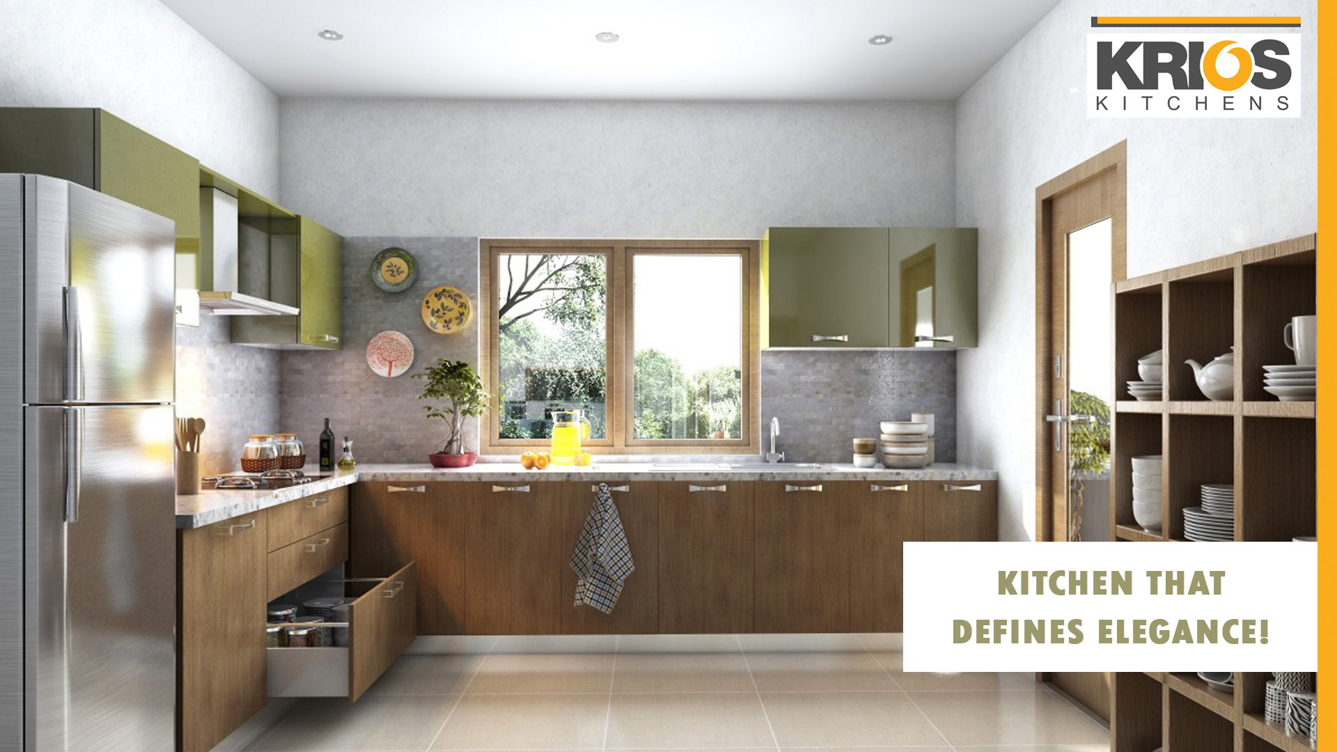 Benefits Of An Open Modular Kitchen Krios Kitchens