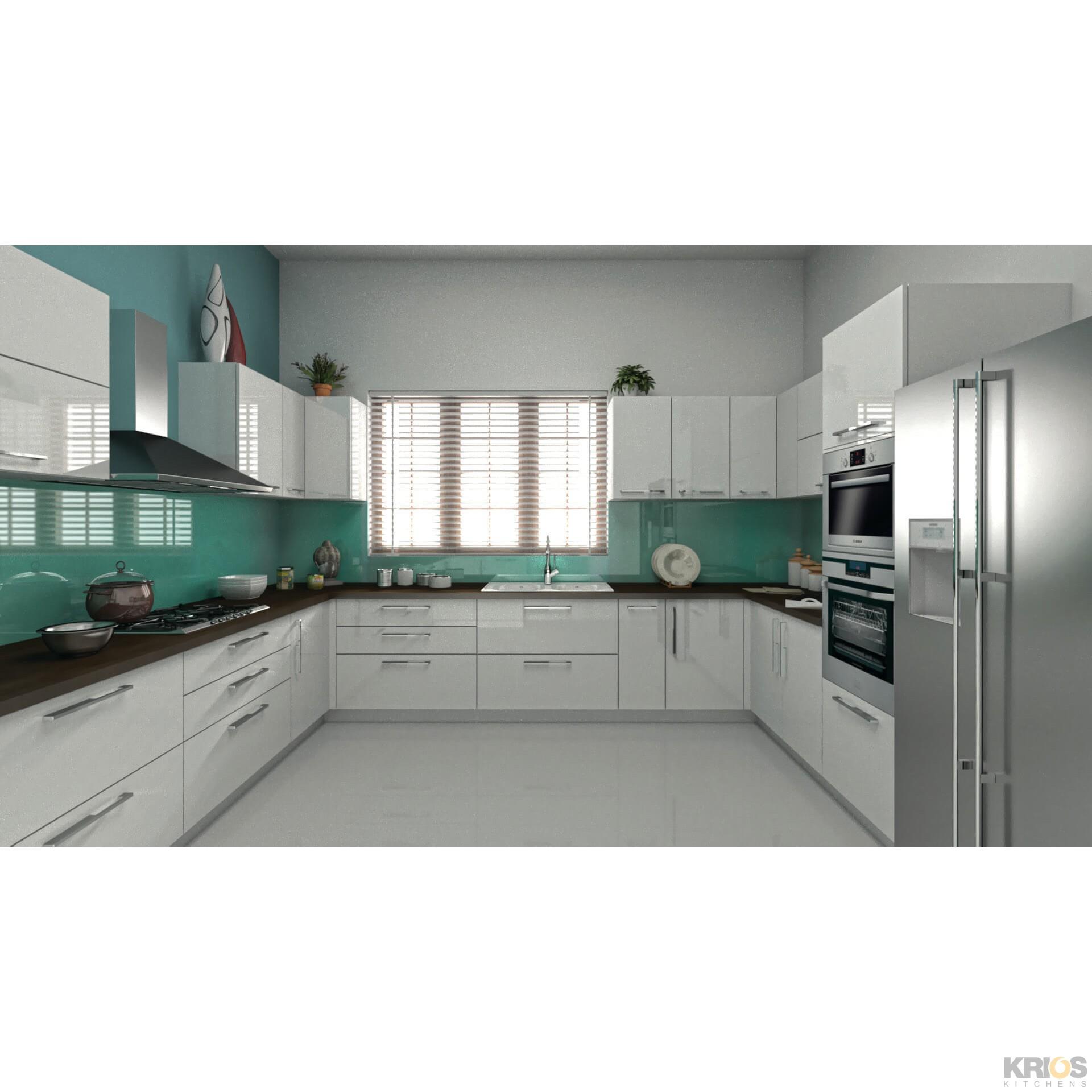 Island Modular Kitchen Designs: Modular Kitchens