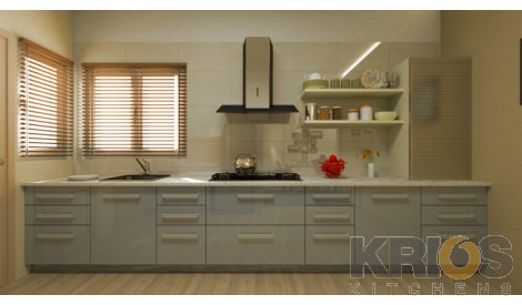 Parallel Modular Kitchens | Parallel Kitchen Designs
