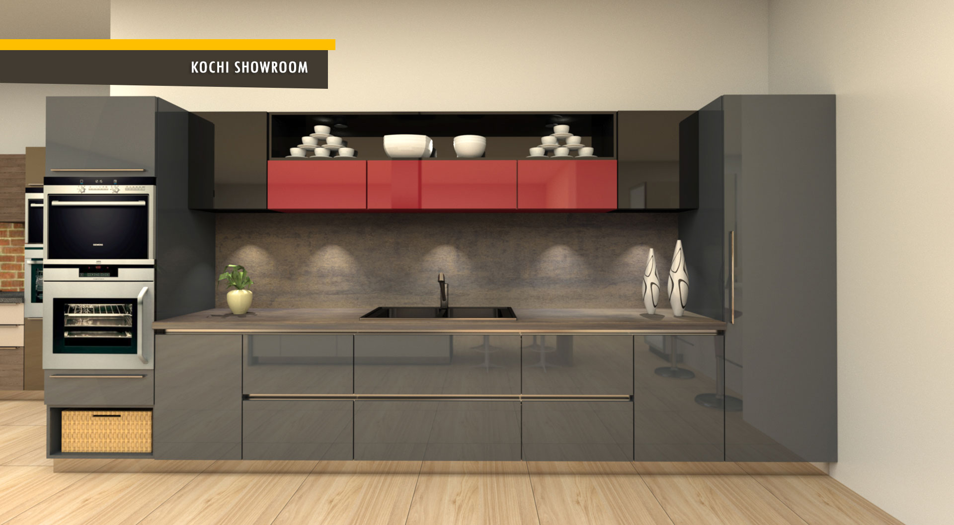 Modular Kitchen Designs India Price