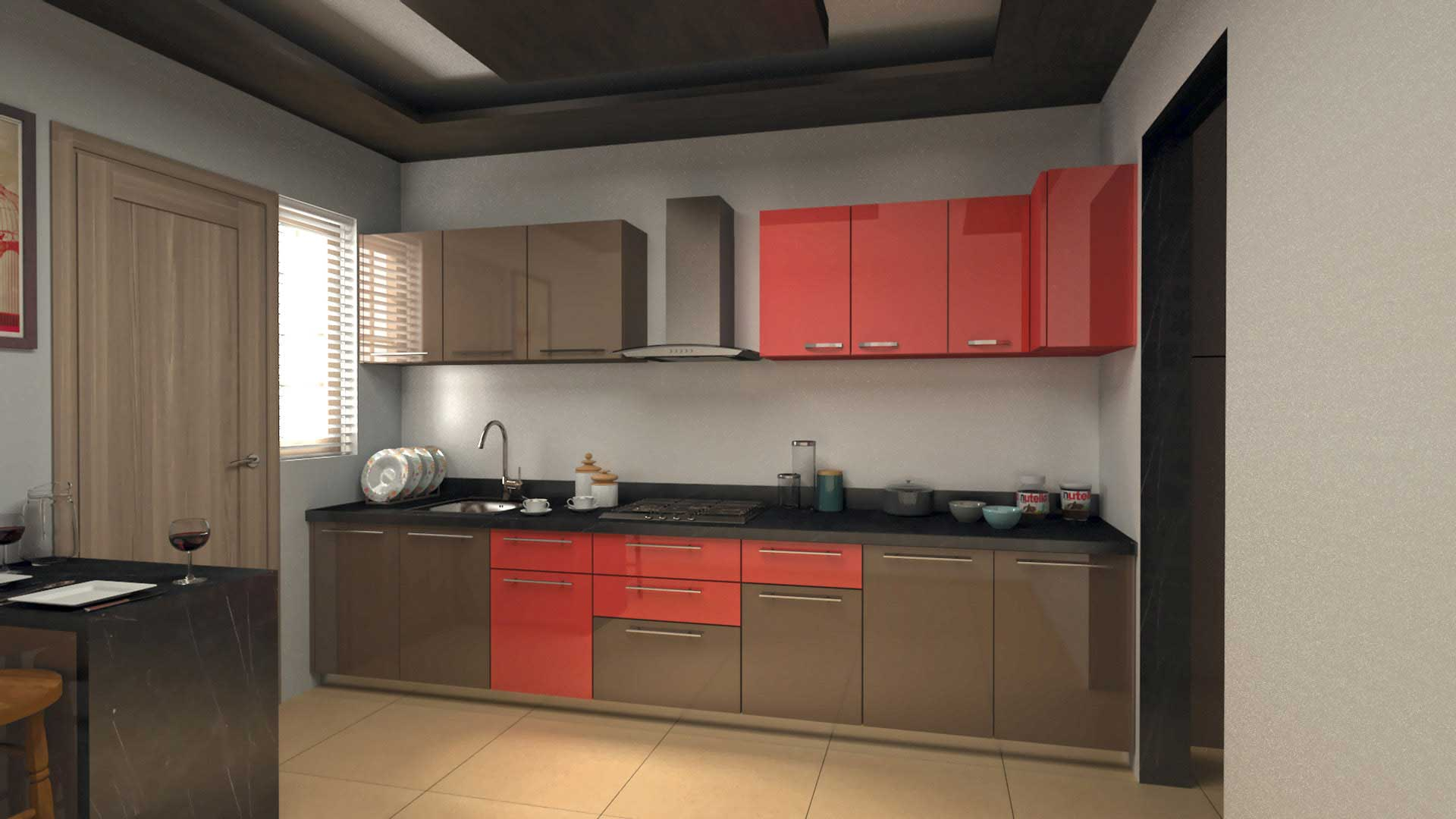Modular kitchens ahmedabad buy modular kitchens online for Online modular kitchen designs