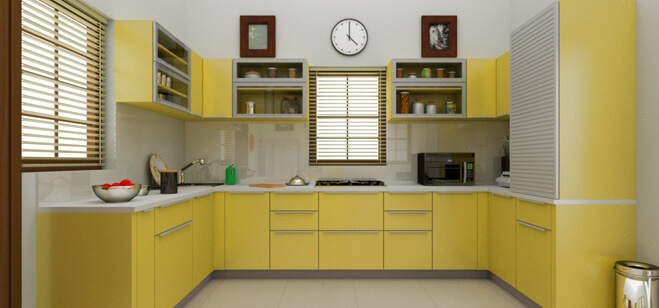 Modular kitchen designs kitchen design ideas tips for Kitchen design images