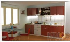 Straight Shape modular kitchen,