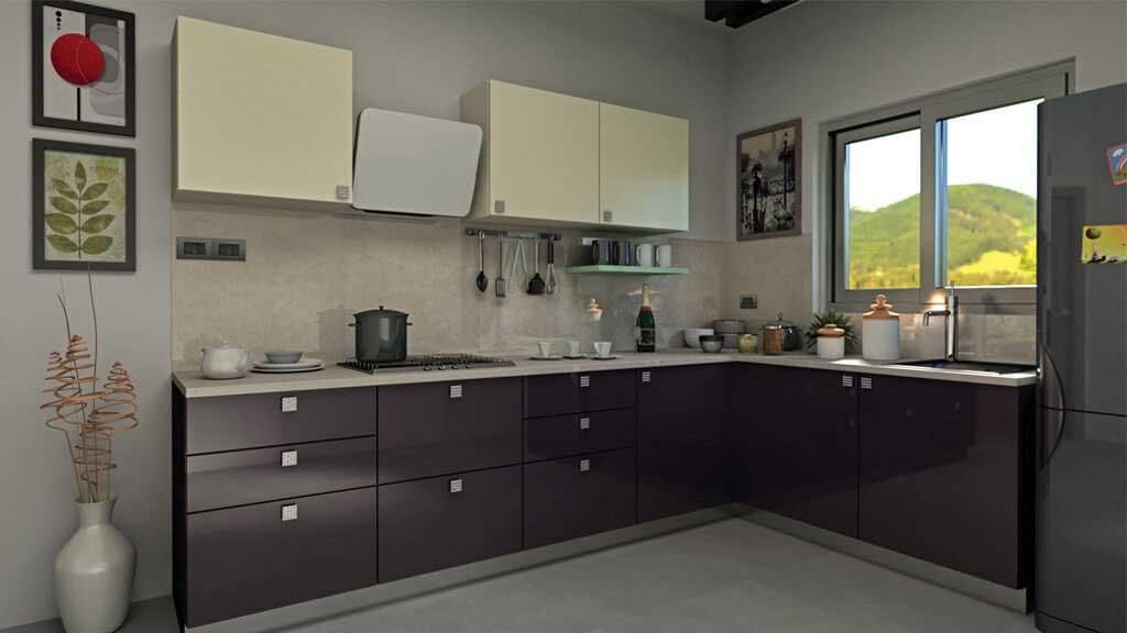 normal kitchen design modular kitchens mdf vs particle board krios kitchens 1113