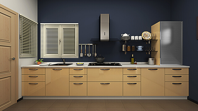 kitchen design straight modular kitchens kitchen designs ahmedabad 705