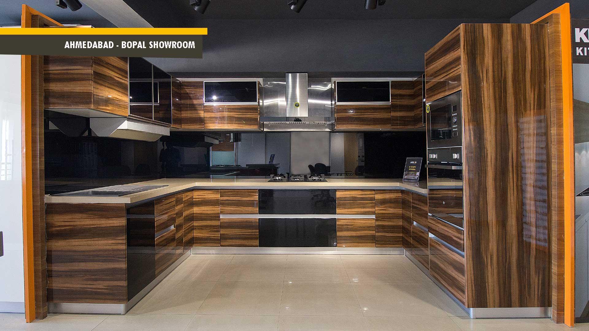design your modular kitchen online